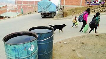Elapas asegura agua para barrios y pide estar listos