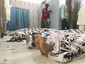 Pakistán sufre el peor de los atentados