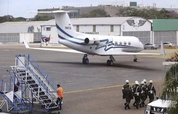La Aduana da por nacionalizado el jet decomisado