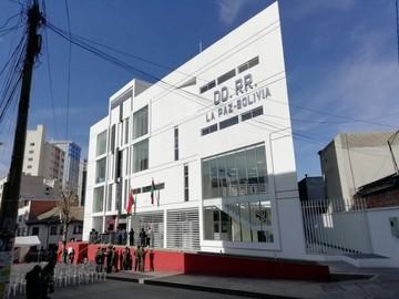 La Paz: Inauguran nueva infraestructura de DDRR