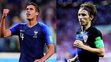 Varane y Modric, a un paso del doblete histórico