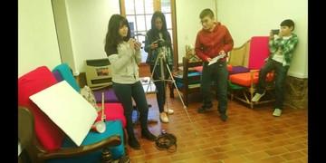 Concluye taller de cine para niños en La Guarida