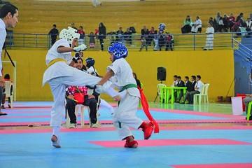 Karate cierra Nacional Infantil