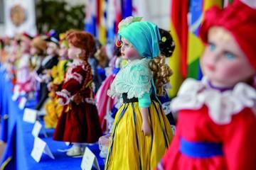 Muñecas panamericanas