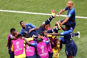 ¡Francia es bicampeón mundial!