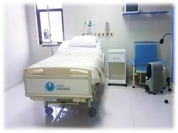 """Amplían nuevos servicios  en la clínica """"Ángeles"""""""