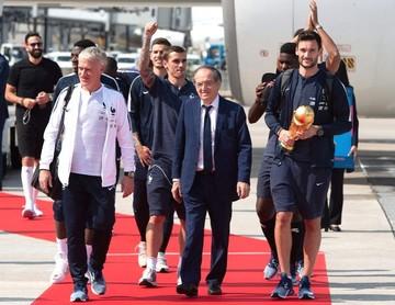 La Copa del Mundo ya está en Francia