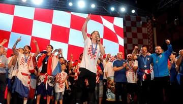 En Croacia también festejan