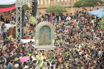 Comité se moviliza por festividad de Guadalupe