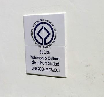 Monumentos nacionales tendrán logo de la Unesco