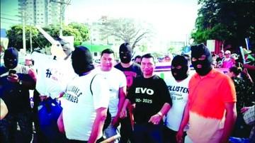 21F: Policía aclara advertencia  y los activistas presionan al TSE