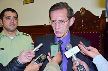 Supremo aún no toca caso que involucra a Carlos Mesa