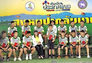 Tailandia: Niños reciben alta y cuentan su odisea