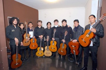 Noche de Guitarra Clásica Latinoamericana