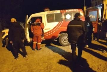 Rescatan al menor que estuvo ocho días atrapado en una mina en Huanuni