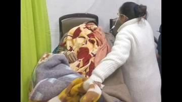 Rescatan a Emanuel  atrapado ocho días en mina de Oruro
