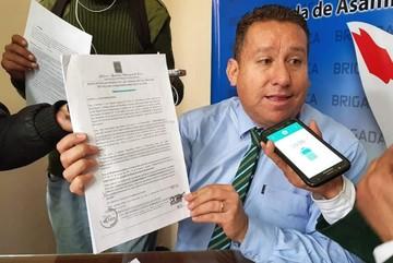 CADI: Diputado Urquizu pide detención preventiva para alcalde Arciénega
