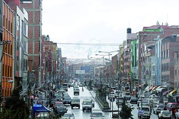 Rehabilitan carreteras  afectadas por la nevada