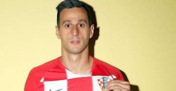 Croata rechaza medalla