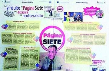 El Presidente de Página 7 contesta a García Linera