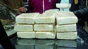 Hallan y secuestran paquetes de droga