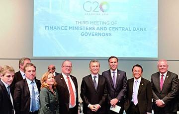 G20 concluye con una llamada al diálogo