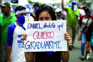 La Iglesia nicaragüense denuncia persecución