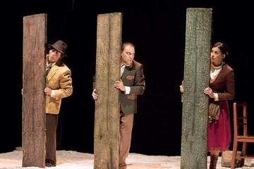Teatro de Los Andes, por Un buen morir