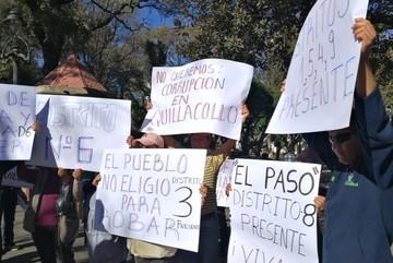 Cívicos y ciudadanos de Quillacollo piden pronunciamiento claro al TCP sobre Alcalde