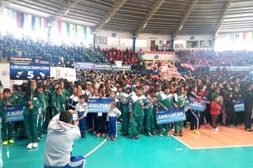 """Abren los """"Pluris"""" de Primaria en Sucre con miras a los Juegos nacionales"""