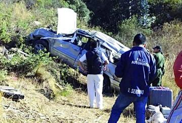 Chuquisaca: Seis personas  fallecen de manera trágica