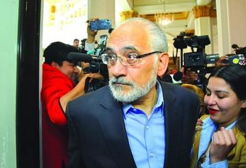 Mesa refuerza sus críticas  al Gobierno por Quiborax