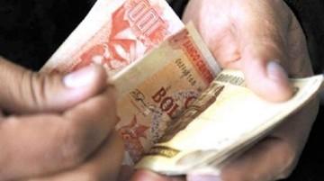 Deuda externa llega a $us 9.574 millones y representa 23% del PIB