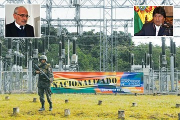 """Mesa: """"Si la Procuraduría me acusa por Quiborax que enjuicie a Evo por Guaracachi-Rurelec"""""""