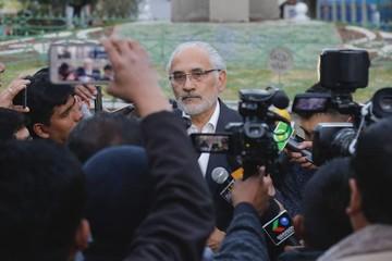 Mesa se declara un perseguido político y recalca que el Gobierno lo quiere meter preso