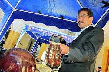 Feria del charango, una muestra del arte nacional