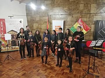 Muestran talentos de Musikal Sucre