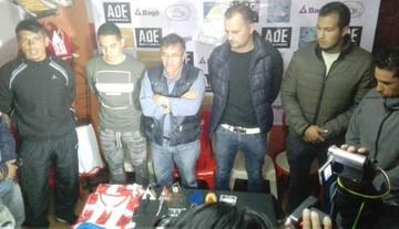 Bravo, Robledo, García, Salvatierra, Siles y Paulista, los nuevos rostros de Independiente