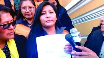 Alcaldesa pide castración química para violadores