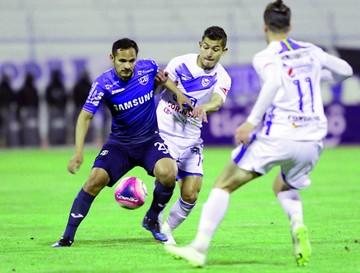 San José supera a Bolívar con un gol sobre el final