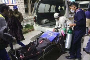 Al menos nueve muertos y 16 heridos en colisión frontal de vehículos entre Potosí y Uyuni