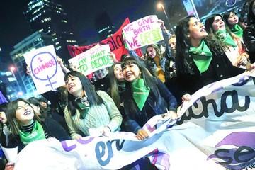 Diputadas chilenas llegan invitadas por el oficialismo