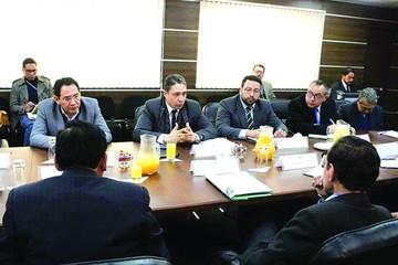 Plan de reforma judicial avanza sin premuras