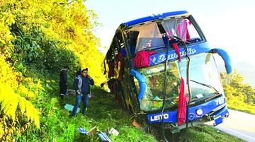 Accidentes siegan la vida de 20 personas en Bolivia