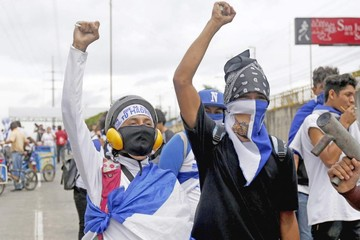 Denuncian nueva fase de represión en Nicaragua