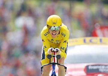 Thomas, campeón del Tour