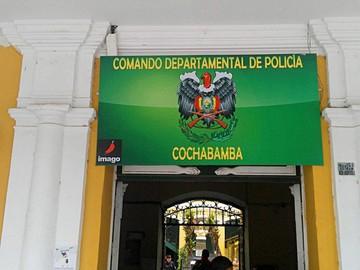 Cochabamba: Cae presunto autor  de atracos