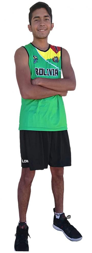 Luis Gustavo Calvo Liendo la nueva camada del voleibol de playa