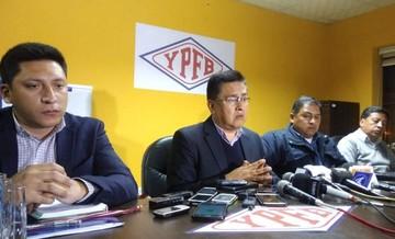YPFB confirma traslado de sólo un gerente y director; marcha cívica lamenta decisión