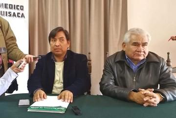 Caja Nacional de Salud suspende servicios por paro de 48 horas